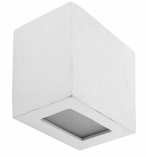 SQUARE white kinkiet 1736 TK Lighting