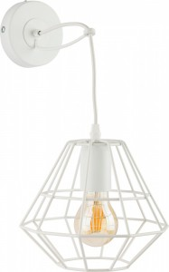 DIAMOND white kinkiet 2181 TK Lighting