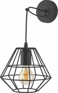 DIAMOND black kinkiet 2183 TK Lighting