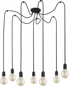 QUALLE black VII 2363 TK Lighting