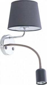 MAJA gray kinkiet 2427 TK Lighting
