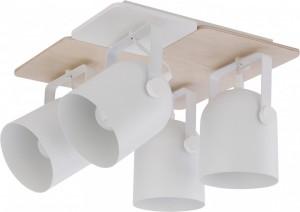 SPECTRO white IV 2628 TK Lighting