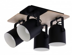 SPECTRO black IV 2632 TK Lighting