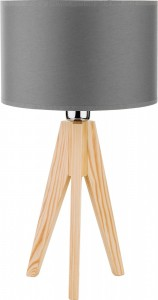DOVE WOOD gray biurkowa 3003 TK Lighting