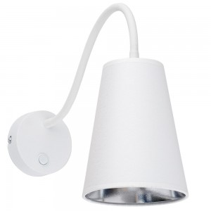 WIRE white-silver kinkiet 3240 TK Lighting