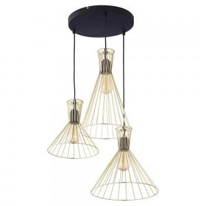 SAHARA black-gold 3351 TK Lighting