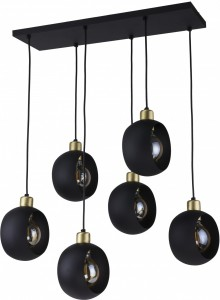 CYKLOP black 2756 TK Lighting