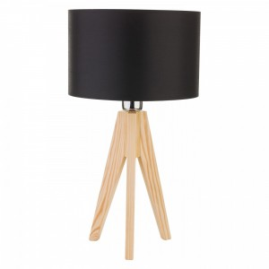 DOVE WOOD black biurkowa 3065 TK Lighting