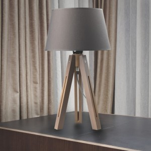 LORENZO gray biurkowa 2977 TK Lighting