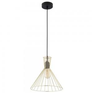 SAHARA black-gold 3350 TK Lighting