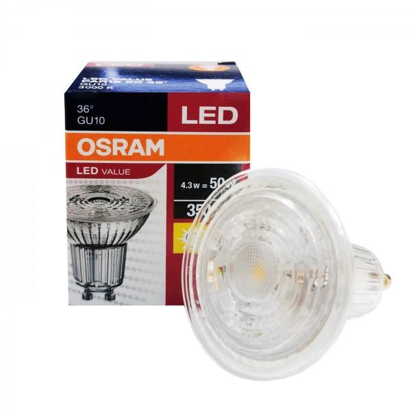 LED GU10 4.3W Par16