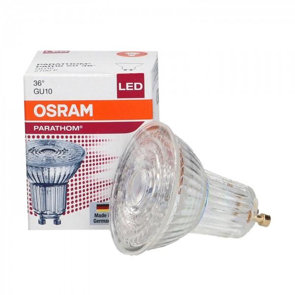 LED GU10 4.3W Parathom